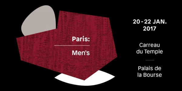 TRANOI Men's Show – 20/22 January 2017 – PARIS (France)
